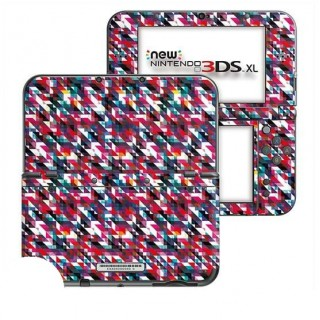 Glitch New Nintendo 3DS XL Skin
