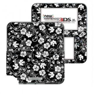 Gothic Floral New Nintendo 3DS XL Skin