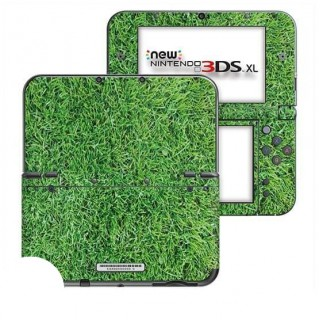 Gras New Nintendo 3DS XL Skin