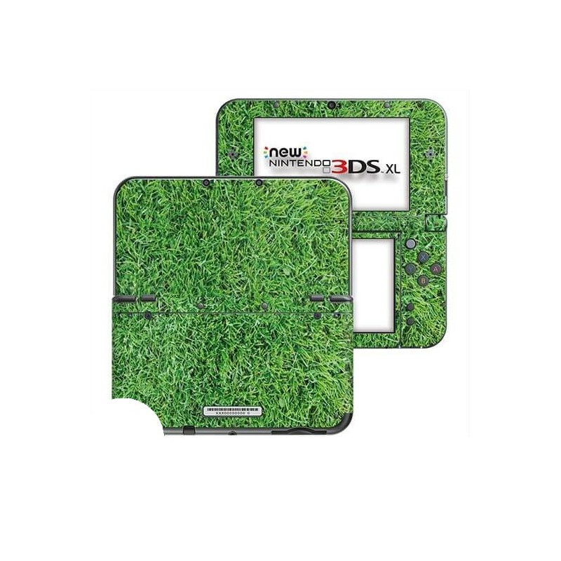 Gras New Nintendo 3DS XL Skin