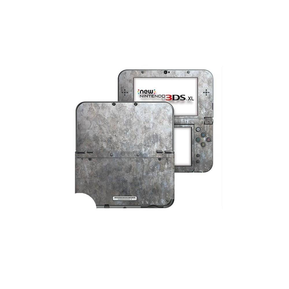 Grunge Metal New Nintendo 3DS XL Skin