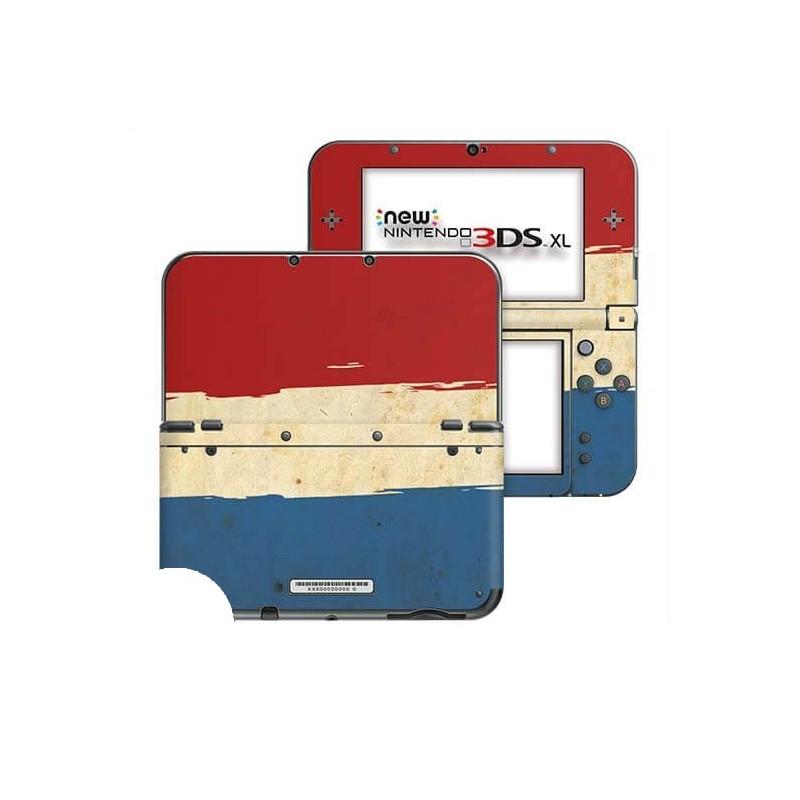 Grunge Vlag New Nintendo 3DS XL Skin