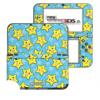 Happy Stars New Nintendo 3DS XL Skin