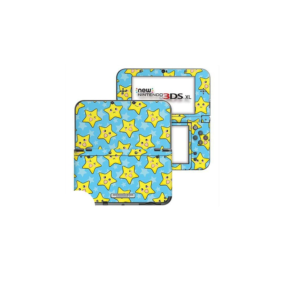 Happy Stars New Nintendo 3DS XL Skin