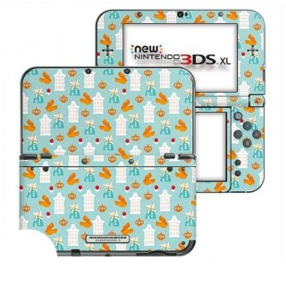 Holland New Nintendo 3DS XL Skin