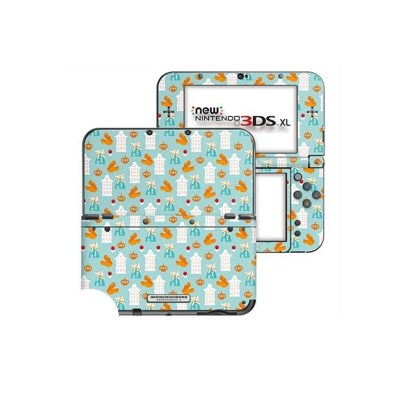 Holland New Nintendo 3DS XL Skin