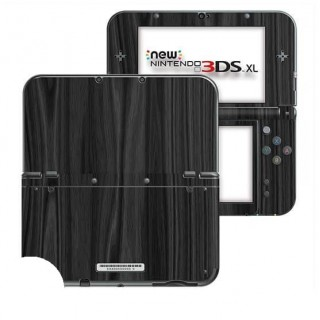 Hout Charcoal New Nintendo 3DS XL Skin