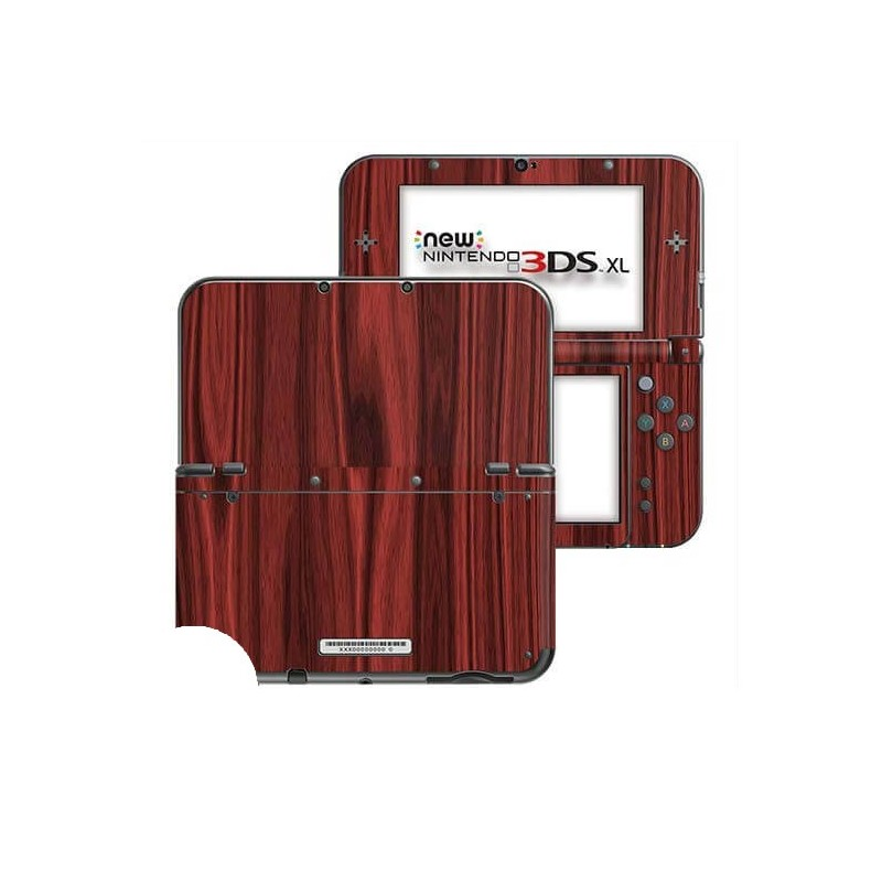 Hout Rosewood New Nintendo 3DS XL Skin