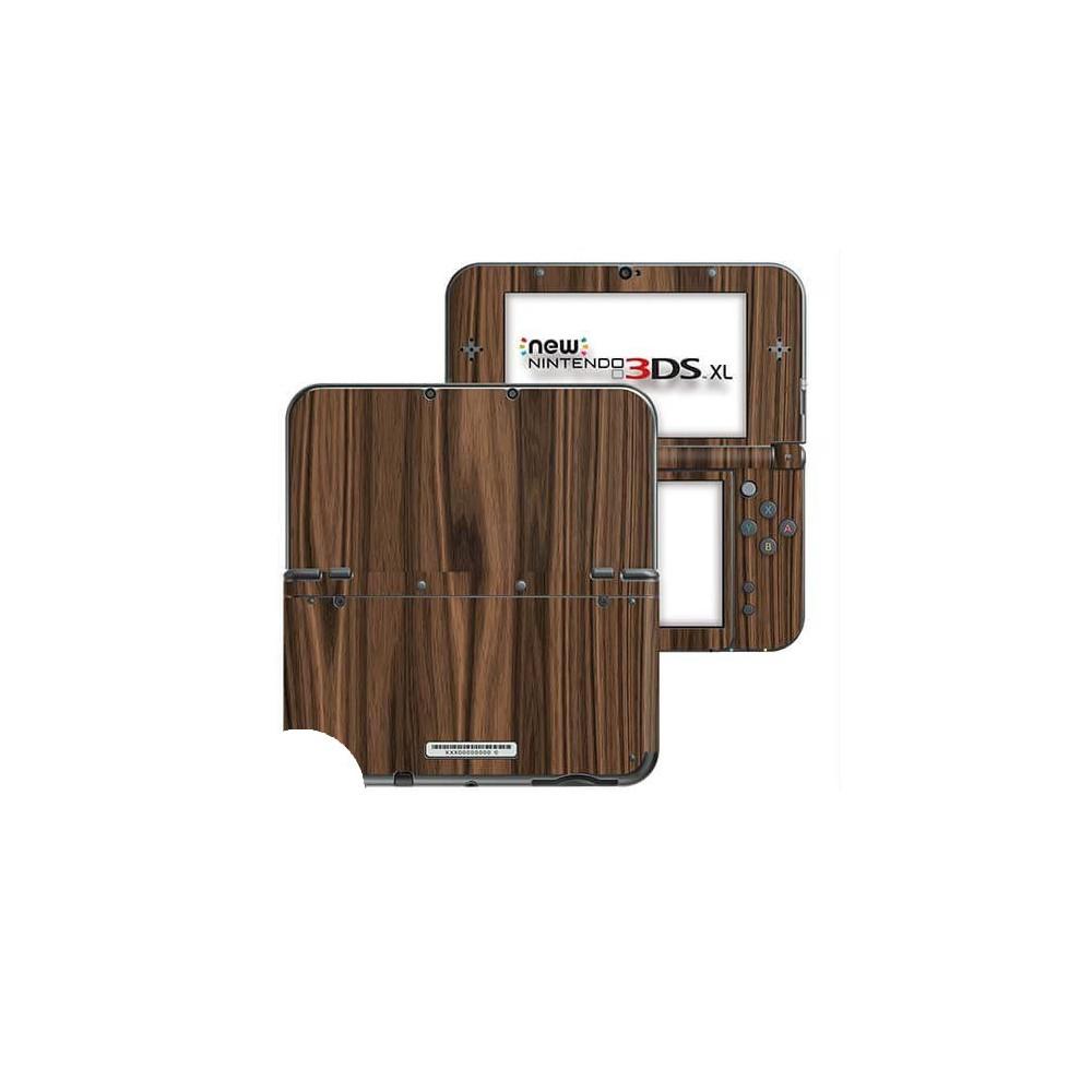 Hout Walnut New Nintendo 3DS XL Skin