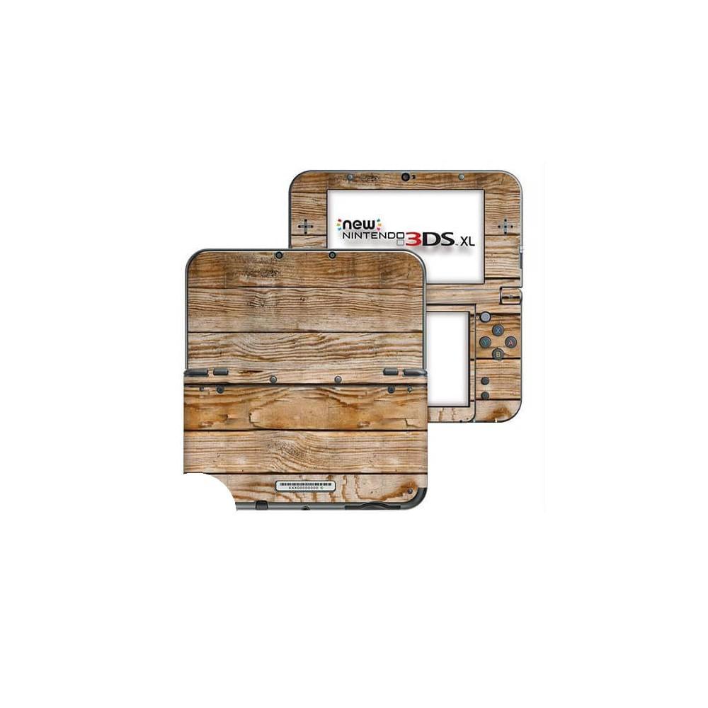 Houten Planken New Nintendo 3DS XL Skin