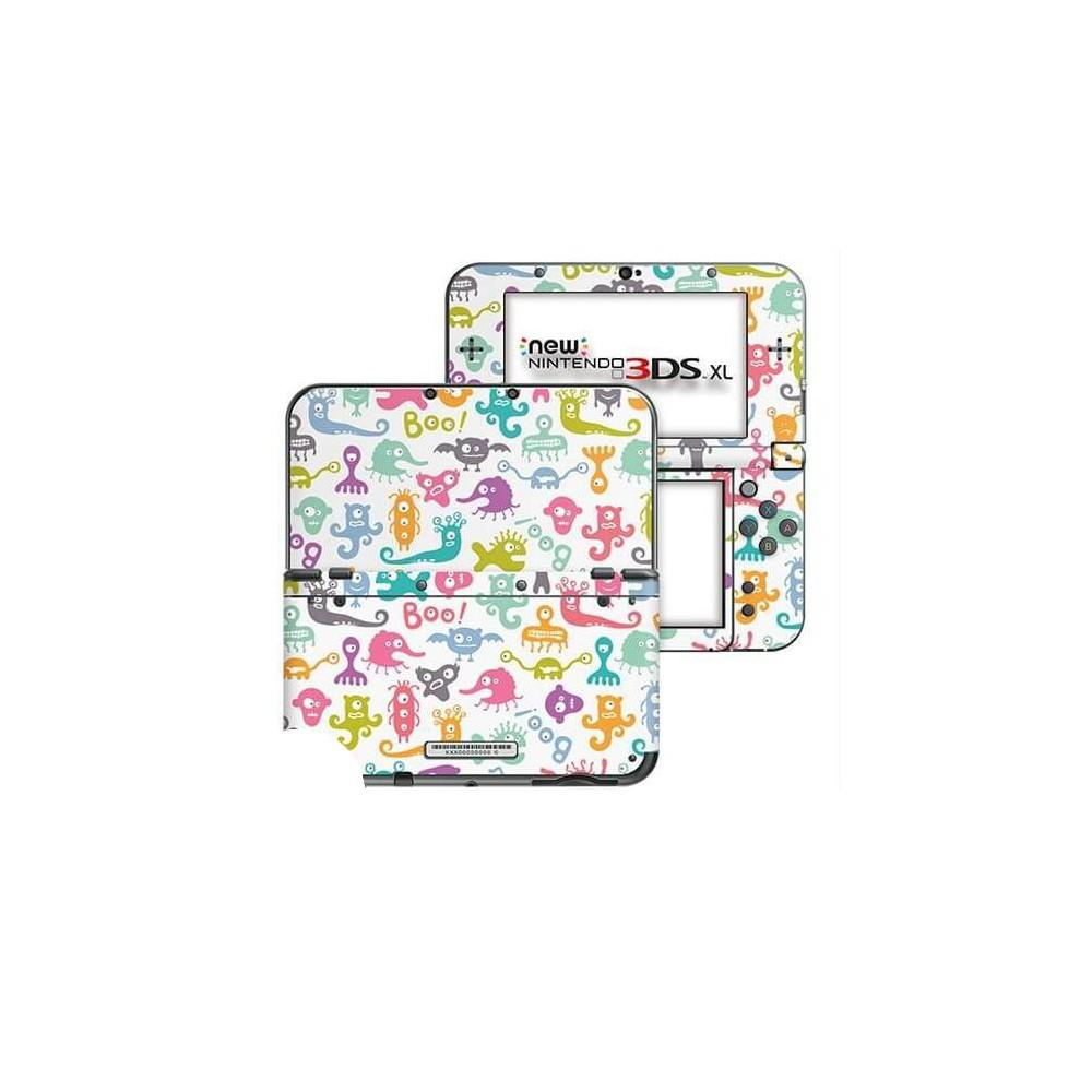 Monsters New Nintendo 3DS XL Skin