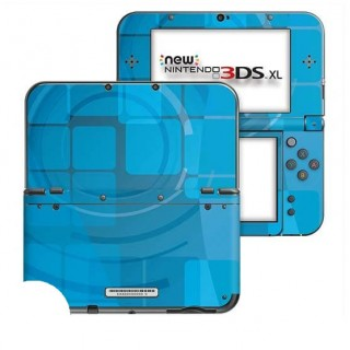 Ocean Square New Nintendo 3DS XL Skin