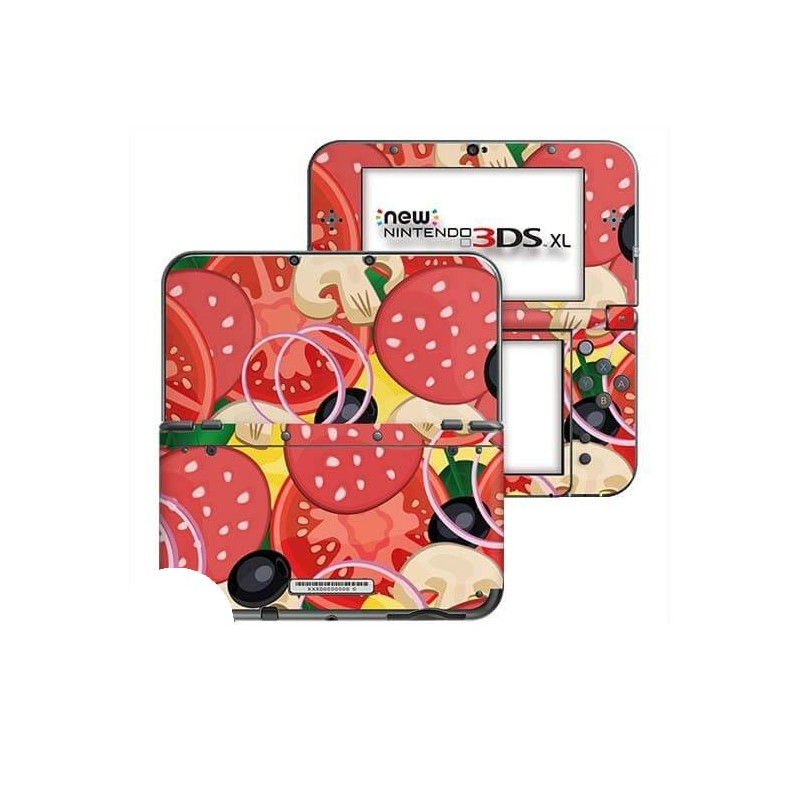 Pizza New Nintendo 3DS XL Skin