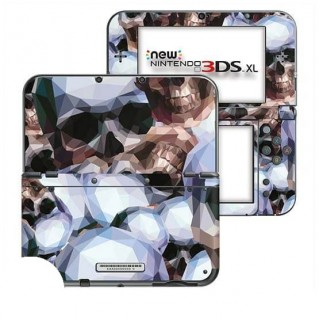 Schedels New Nintendo 3DS XL Skin