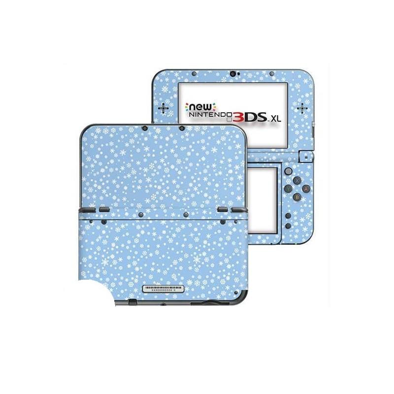 Sneeuwvlokjes New Nintendo 3DS XL Skin