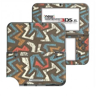 Tribe New Nintendo 3DS XL Skin