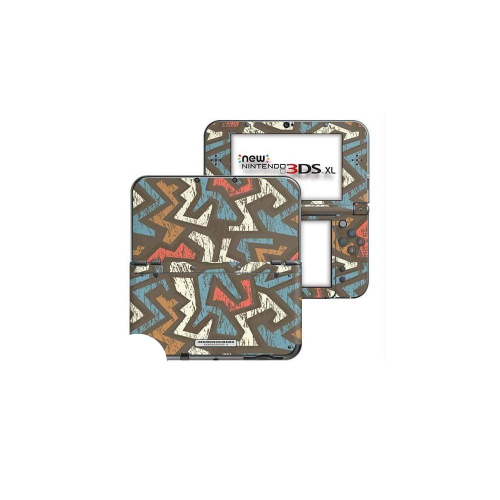 Tribe New Nintendo 3DS XL Skin