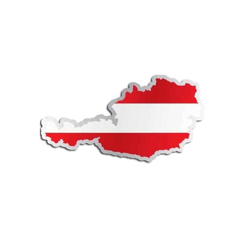 Landensticker Oostenrijk