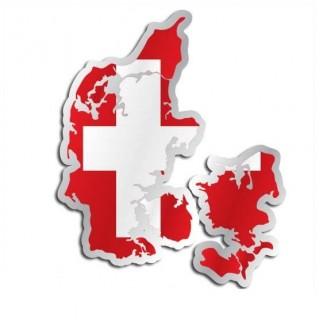 Landensticker Denemarken