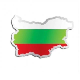 Landensticker Bulgarije