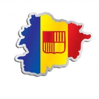 Landensticker Andorra
