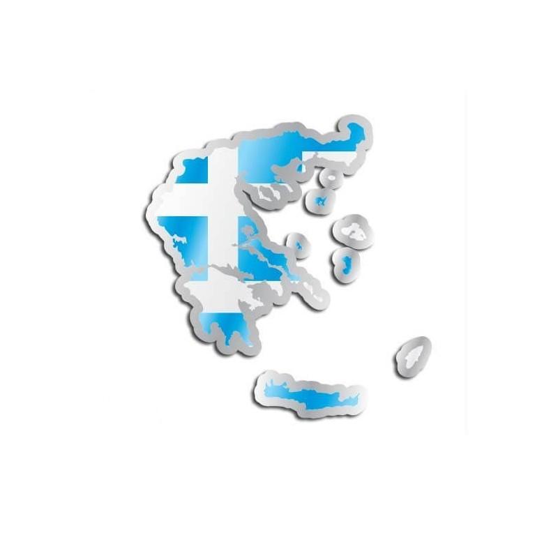 Landensticker Griekenland