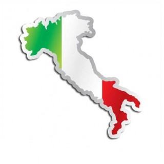 Landensticker Italië