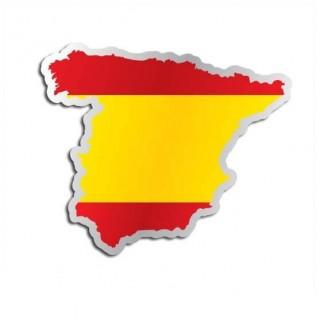 Landensticker Spanje