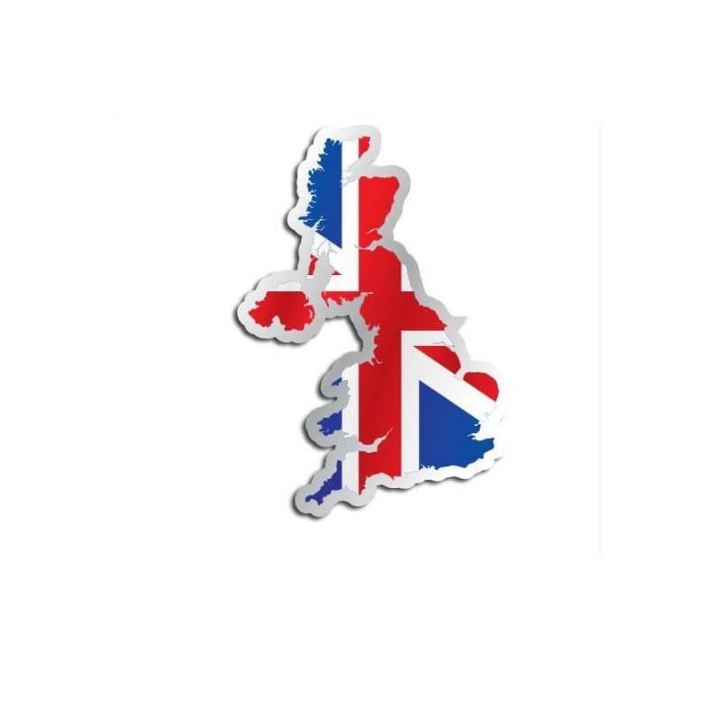 Landensticker Verenigd Koninkrijk