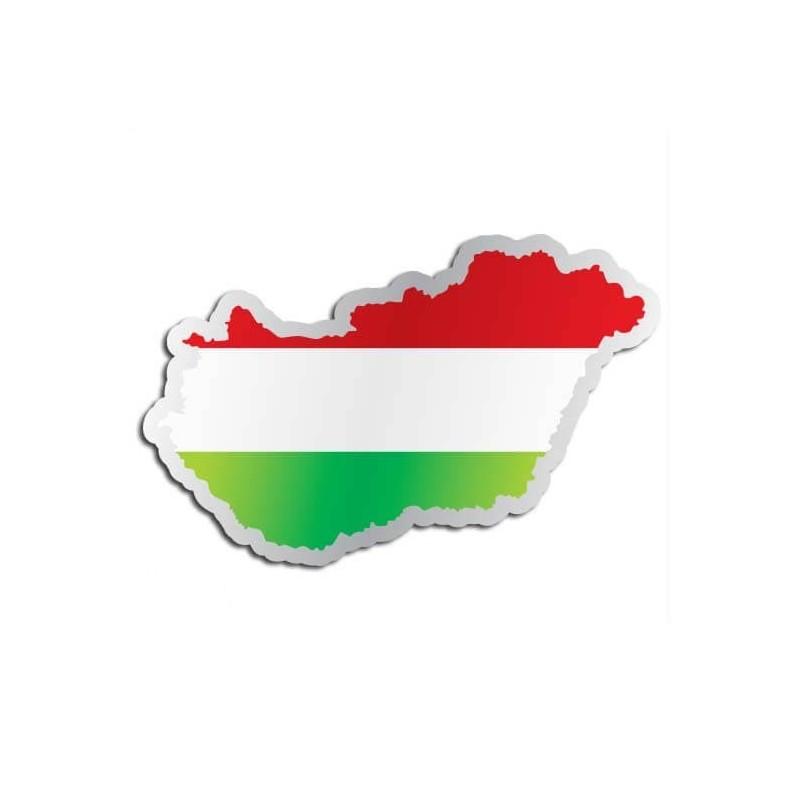Landensticker Hongarije