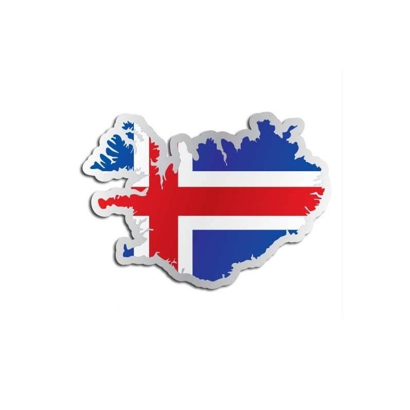 Landensticker Ijsland