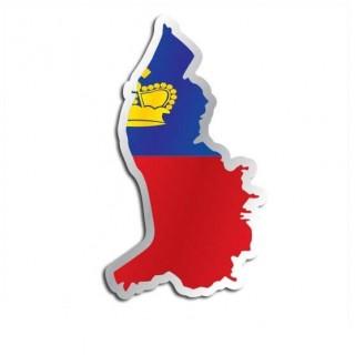 Landensticker Liechtenstein