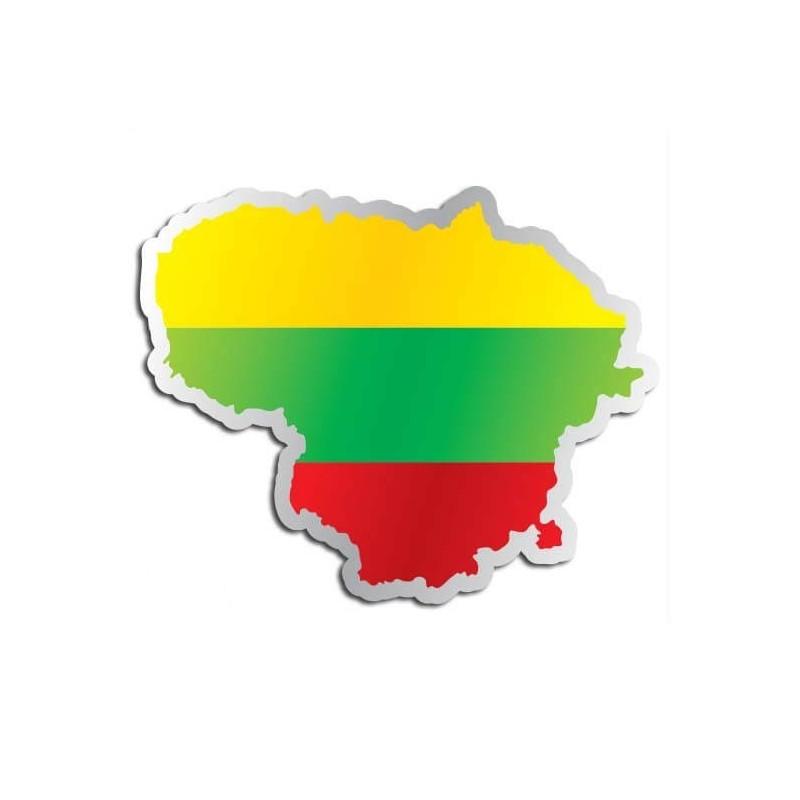Landensticker Litouwen