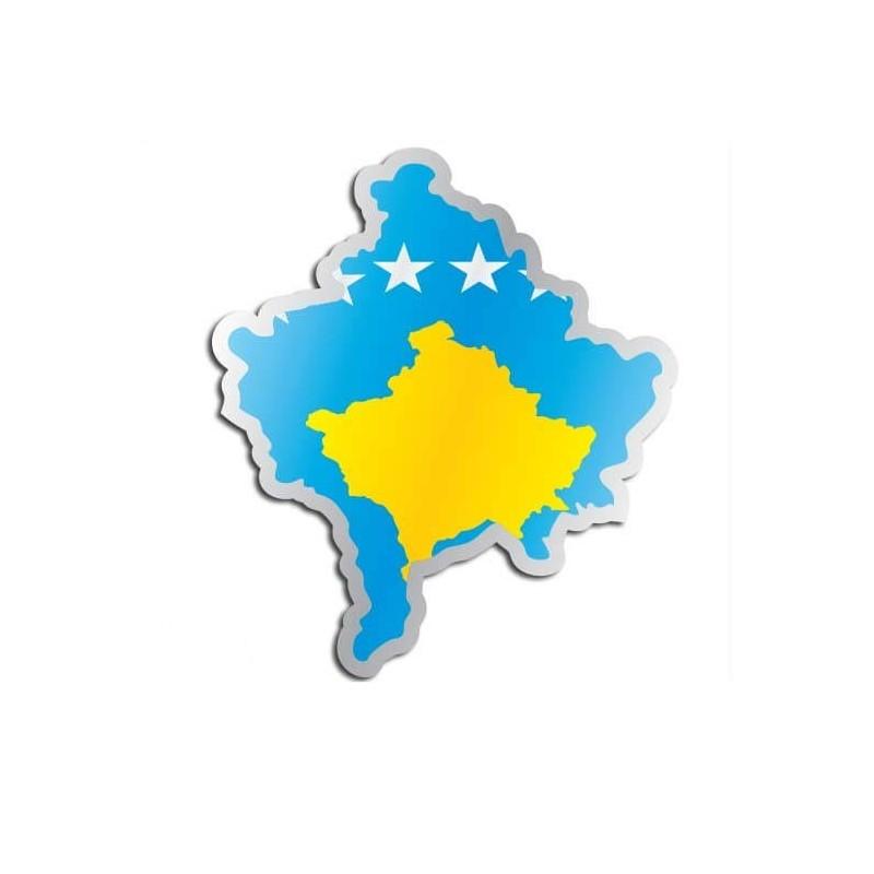 Landensticker Kosovo