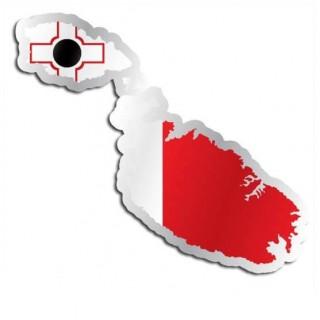 Landensticker Malta