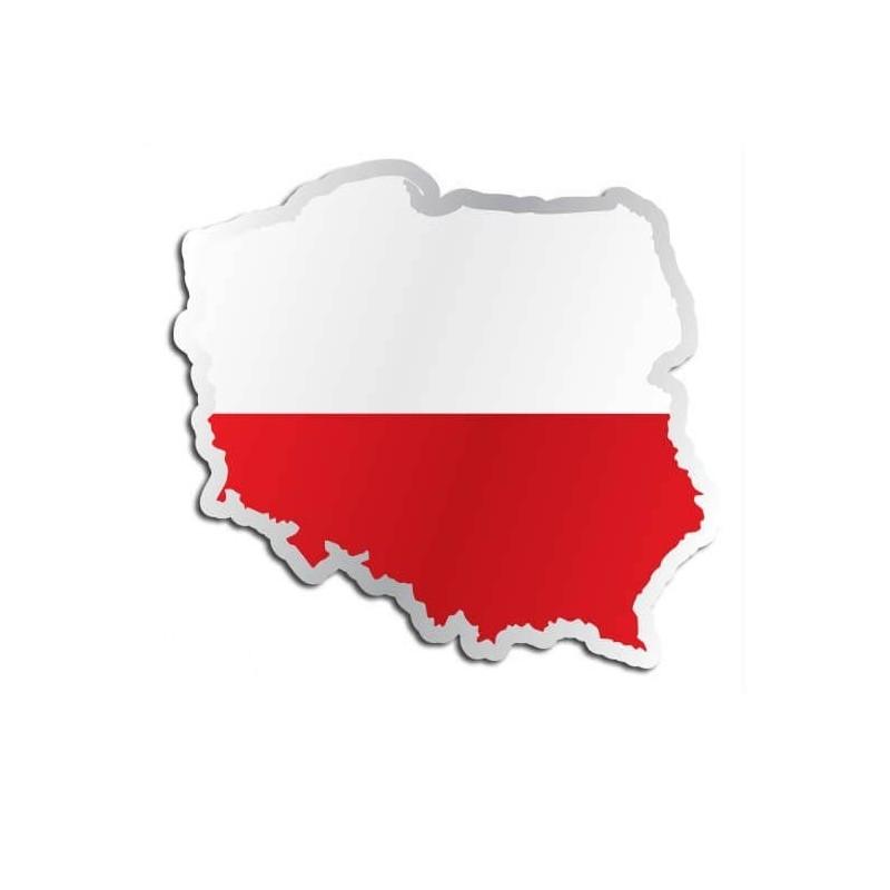 Landensticker Polen