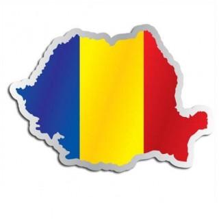 Landensticker Roemenië