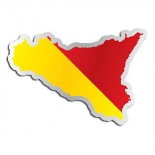 Landensticker Sicilië