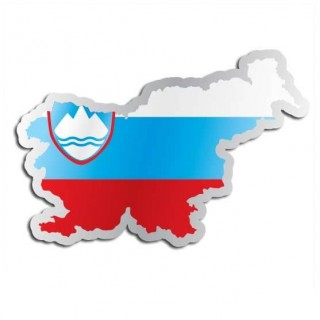 Landensticker Slovenië
