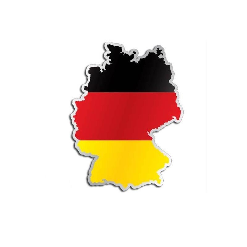 Landensticker Duitsland
