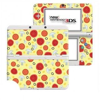 Pizza New Nintendo 3DS Skin
