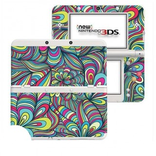 Kleur New Nintendo 3DS Skin