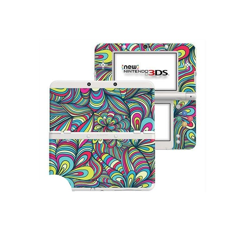 Kleur New Nintendo 3DS Skin
