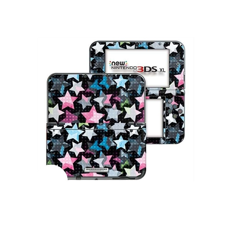 Disco New Nintendo 3DS XL Skin