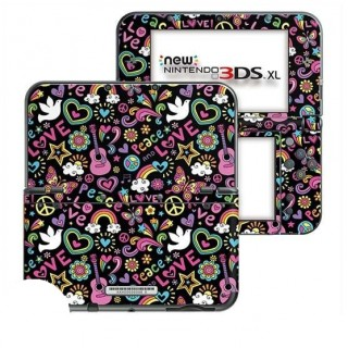 Hippie New Nintendo 3DS XL Skin