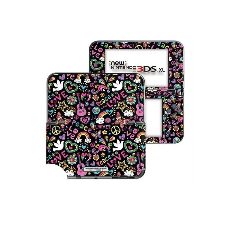 Hippie New Nintendo 3DS XL Skin