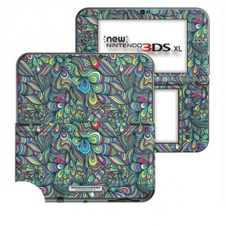 Kleur New Nintendo 3DS XL Skin