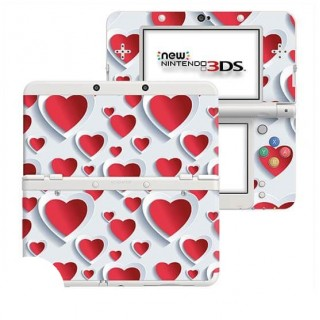Hartjes New Nintendo 3DS Skin