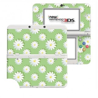 Madeliefjes New Nintendo 3DS Skin