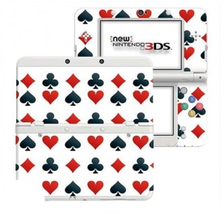 Speelkaarten New Nintendo 3DS Skin